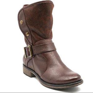 BareTraps | Brown Shakira Boot